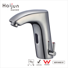 Haijun Useful And Durable cUpc Electric Touch Deck Mounted Automatic Sensor Faucet