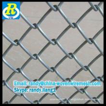 Produtos confiáveis de vedação galvanizada Chain Link