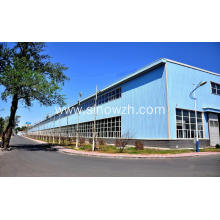 Prefabricated Steel Construction Building