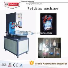 Heißer Verkauf Einzelkopf Hochfrequenz Pvc-schweißmaschine / kunststoff Schweißmaschine Für Blister Verpackung, Blisterverpackungsmaschine