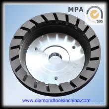 CNC Diamantschleifscheibe für Hartmetall