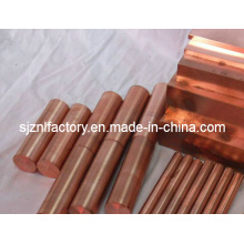 Red and Pure Copper Bar for Sale