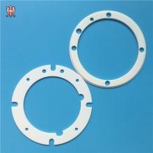 Brida de anillo de sellado de cerámica de alúmina industrial Alsint