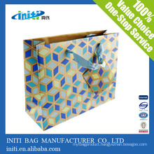 Factory Quality Cheap Recycle Luxury Customized paper bag wholesale