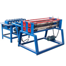 1250 mm filter color steel sheet slitting equipment / shear and slitting line / roll forming machine and slitting machine