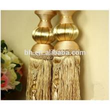 Requintado corda pendurado borlas borla para cortina apertar / tieback