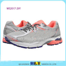 Blt Women′s Athletic Lace-up Walking Style Sport Shoes