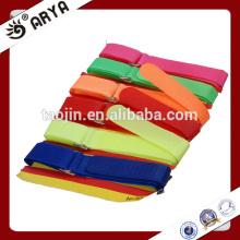 Gancho e laço de poliéster de cores diferentes para papelaria ou livro