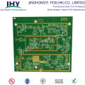 6-laags Rogers + FR4 Mixed Medium Hoogfrequente PCB