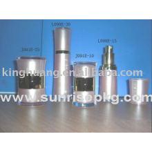 15ml / 30ml / 50ml étui cosmétique avec pulvérisateur à pompe