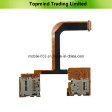 para HTC One Mini SIM Card Flex Cable Ribbon