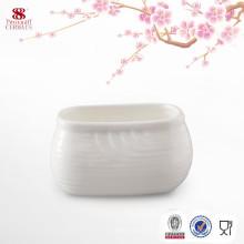 louça de cerâmica porcelana china porcelana açucareiro