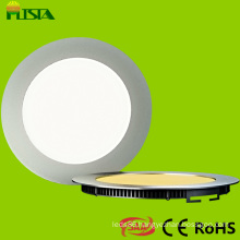 Latest Design Round Panel Dimmable LED Troffers (ST-PLMB-TR-12W)