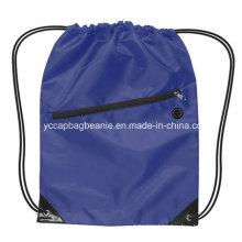 Promotional Blank Waterproof Drawstring Bag