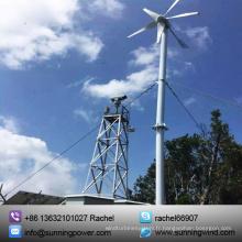 Générateur d'aimant permanent à faible vitesse Sunning 600W