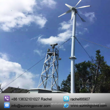 High Efficient Horizontal Wind Turbine Generator (MAX 600W)