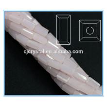 Perles rectangulaires en perles de cristal en haute qualité