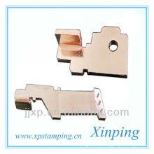 Peças elétricas estampadas com metal personalizadas de alta qualidade