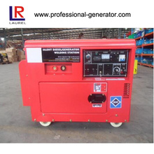 5kw Silent Diesel Welding Generator