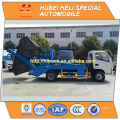 FOTON 4x2 4M3 small trash collecting truck recycling type 98hp