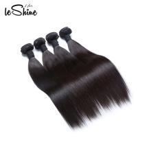 Kein Verschütten des natürlichen rohen indischen Haar-Bündel-brasilianischen Häutchens richtete Webart-Fabrik-Großverkauf 8A 9A 10A aus