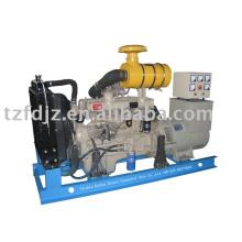 Four-Cylinders, Water-Cooled Series Diesel Generator
