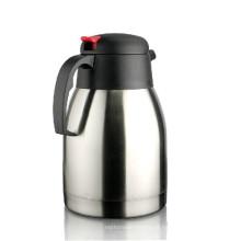 Pote de aço inoxidável por atacado antigo do chá do café do vácuo da parede dobro por atacado 1.2L
