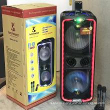 CH 1292 High Quality 12 Inch Party Karaoke Dj High Quality Trolley  Karaoke Speaker
