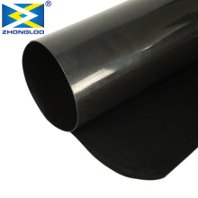 HDPE geomembrane as agriculture pond liner Used for seepage prevention in landfills and dams