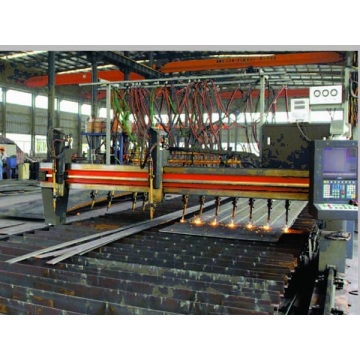 CNC / Multi-Head Flame Cutting Machine (Single Drive)