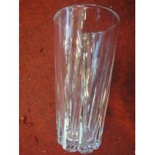 Coupe en verre clair pour la vaisselle de mariage à la maison en caoutchouc Kb-Hn0573