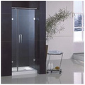 Single Shower Glass Door