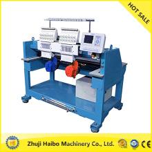 cache broderie machine deux machine principale machine de broderie t-shirt
