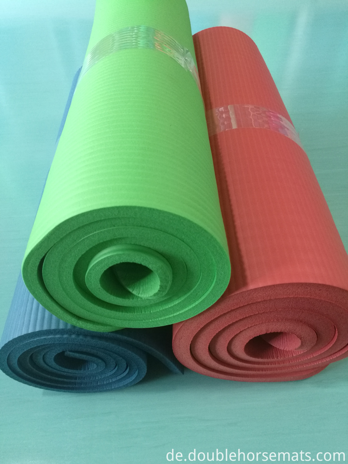 NBR filling bar exercise mat