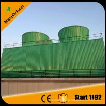 JIAHUI bom efeito de resfriamento e economizar energia frp 1000 ton torre de resfriamento industrial