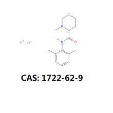 Good Quality for Bupivacaine Base Anesthetic Pharmaceuticals Mepivacaine Hcl api and intermediate cas 1722-62-9 export to Virgin Islands (British) Suppliers
