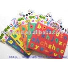 Magnetic EVA letters Games Set magnetic educational toys