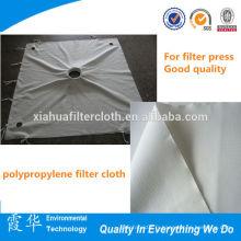 Tissu filtrant en polyéthylène téréphtalate de haute qualité pour pro-environnement
