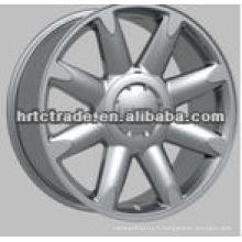 Argent roues sport chrome pour Land Rover