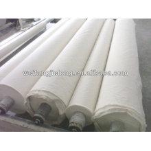 100% algodón 60 * 60 90 * 88 tela blanca