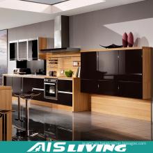 Gabinetes de cocina durables de los muebles caseros (AIS-K296)