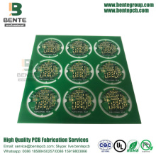 6-laags Multilayer PCB 1oz Koper PCB Factory