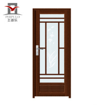 2018 new luxury design high quality bathroom door