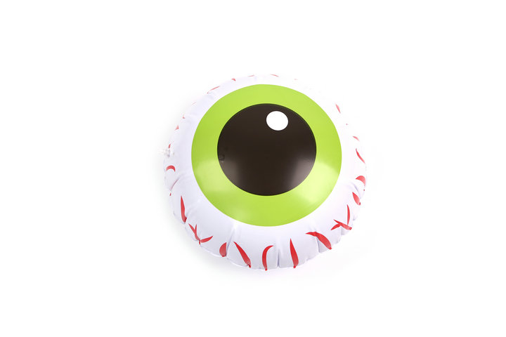 Inflatable Halloween Eye PVC Big Ball For Party Decoration