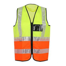 High Visibility Work Reflective Safety Vest