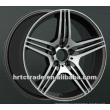 YL966 stylish alloy wheels for cars