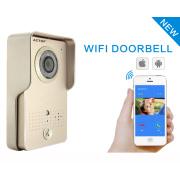 Inteligentny telefon wideodomofonowy IP WIFI