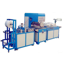 Soft PVC door curtain welding machine