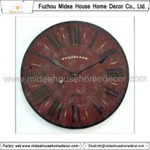Reloj de pared antiguo de alta calidad (Dia = 30cm)