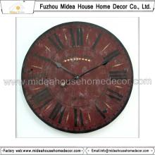 Horloge murale antique de haute qualité (Dia = 30cm)